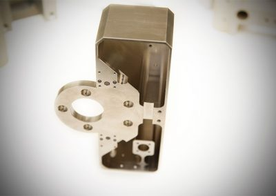 Titanium machining services