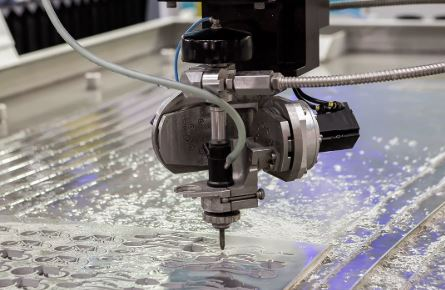 Fargo waterjet cutting